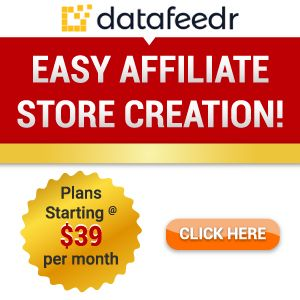 Easy Affiliate Store Creation
