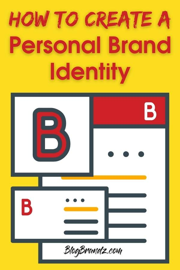 Personal Brand Identity