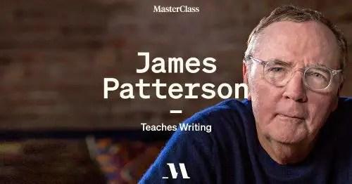 James Patterson Masterclass