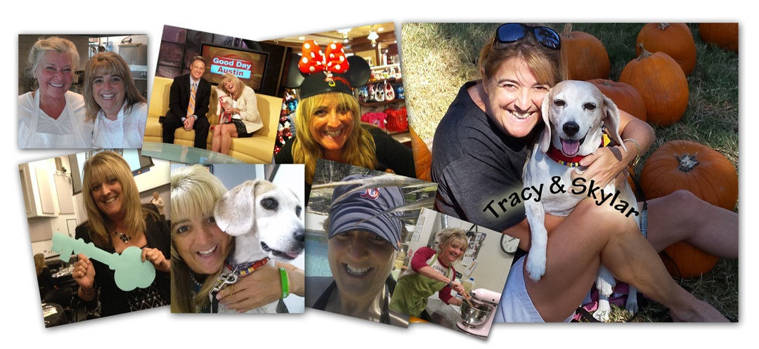 Tracy web site collage B