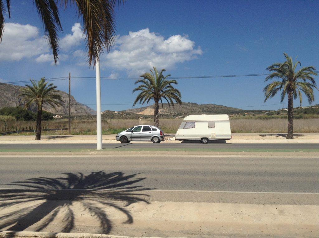 ¿Cómo es un viaje en caravana?