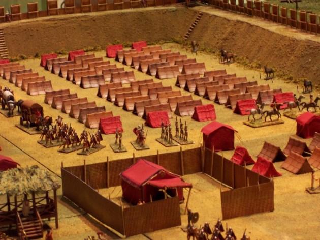 campamentos romanos