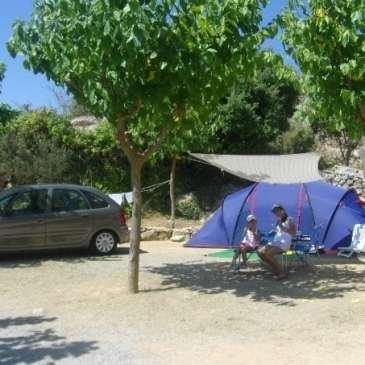 Nos vamos de camping.