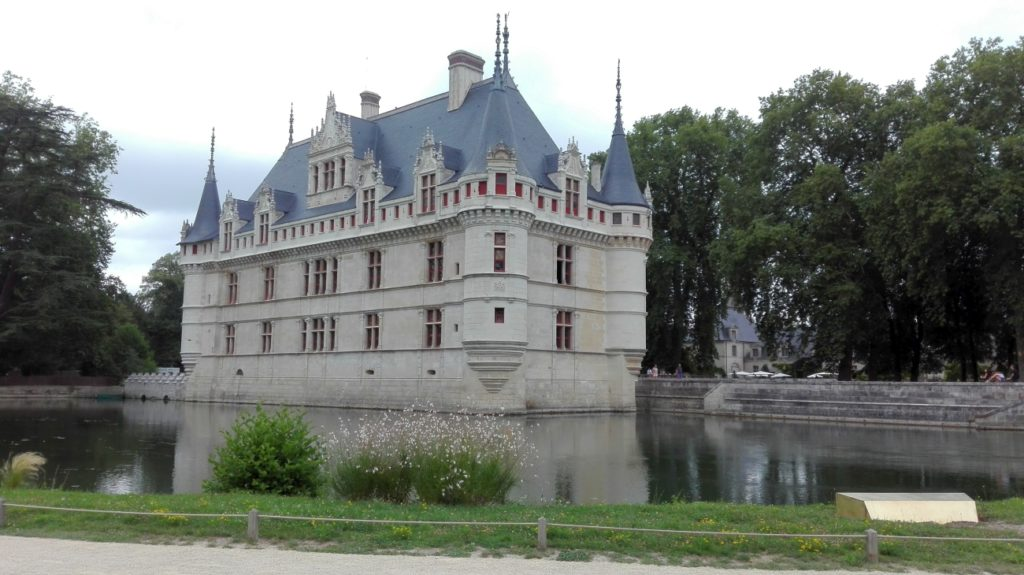 Ruta por Francia rumbo a Eurodisney (V): Los Castillos del Loira
