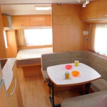 ¿Compro una caravana de dos o de tres ambientes?