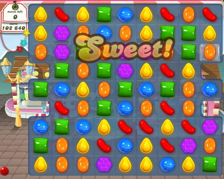 Play Candy Crush Facebook
