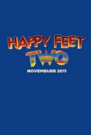 Happy Feet 2 in 3D Poster