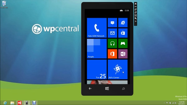 El SDK de Windows Phone 8 se filtra para disfrute de los mirones