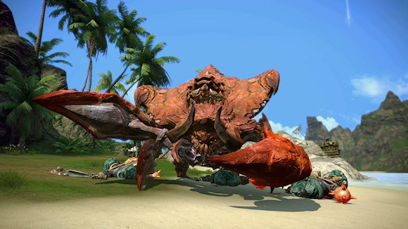 Giant. Enemy. Crab.