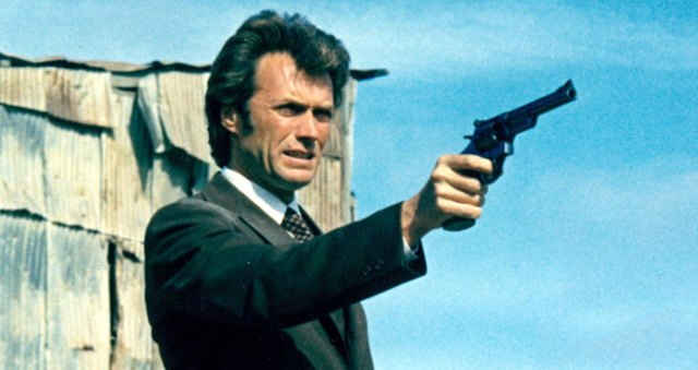 Clint Eastwood Takes Aim in 'Dirty Harry'