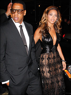 Jay Z and B