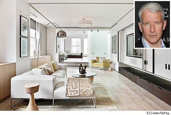 Anderson Cooper Apartment Sells