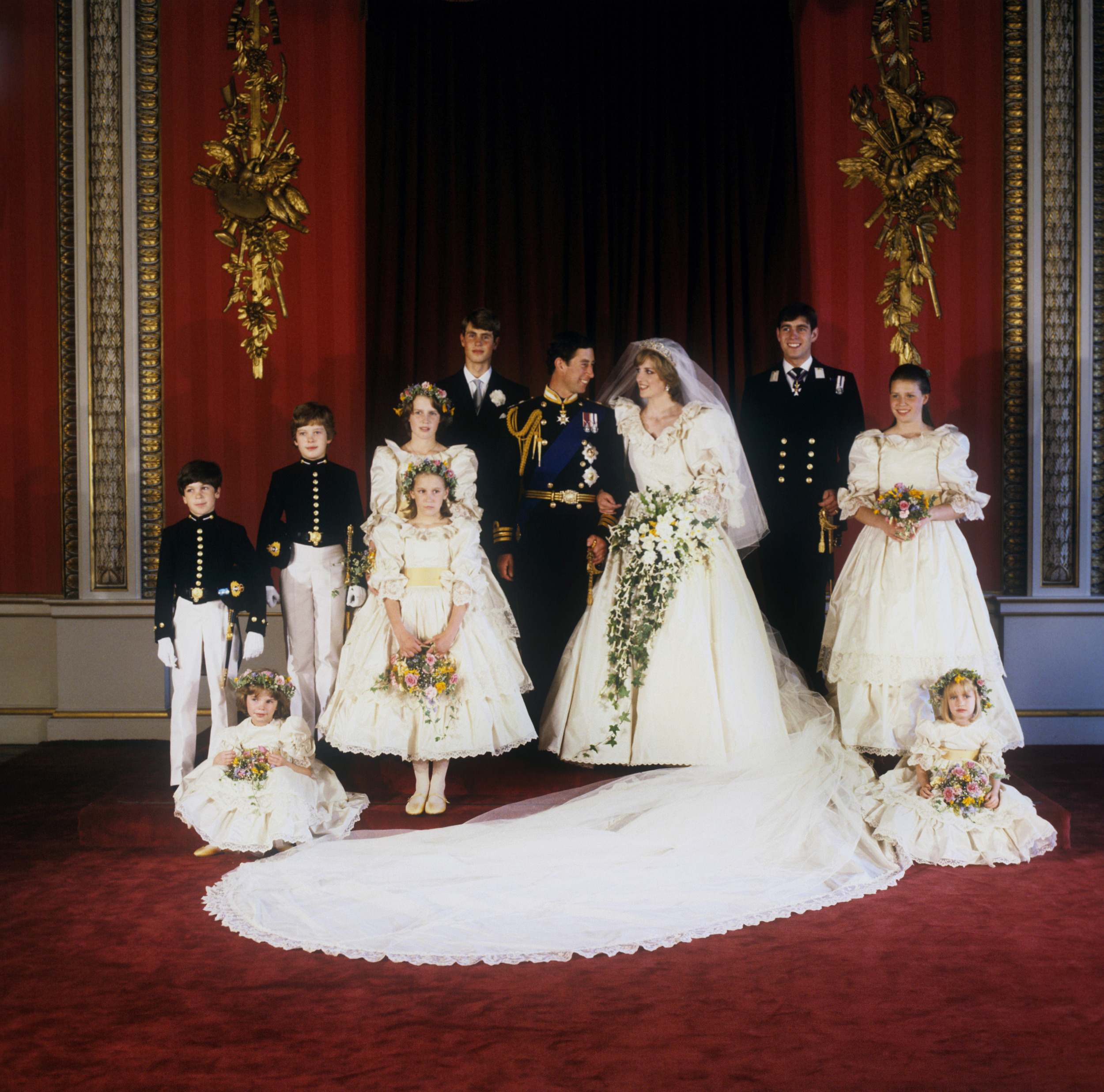 Modest Wedding Gowns Worn By Royal Families During Their