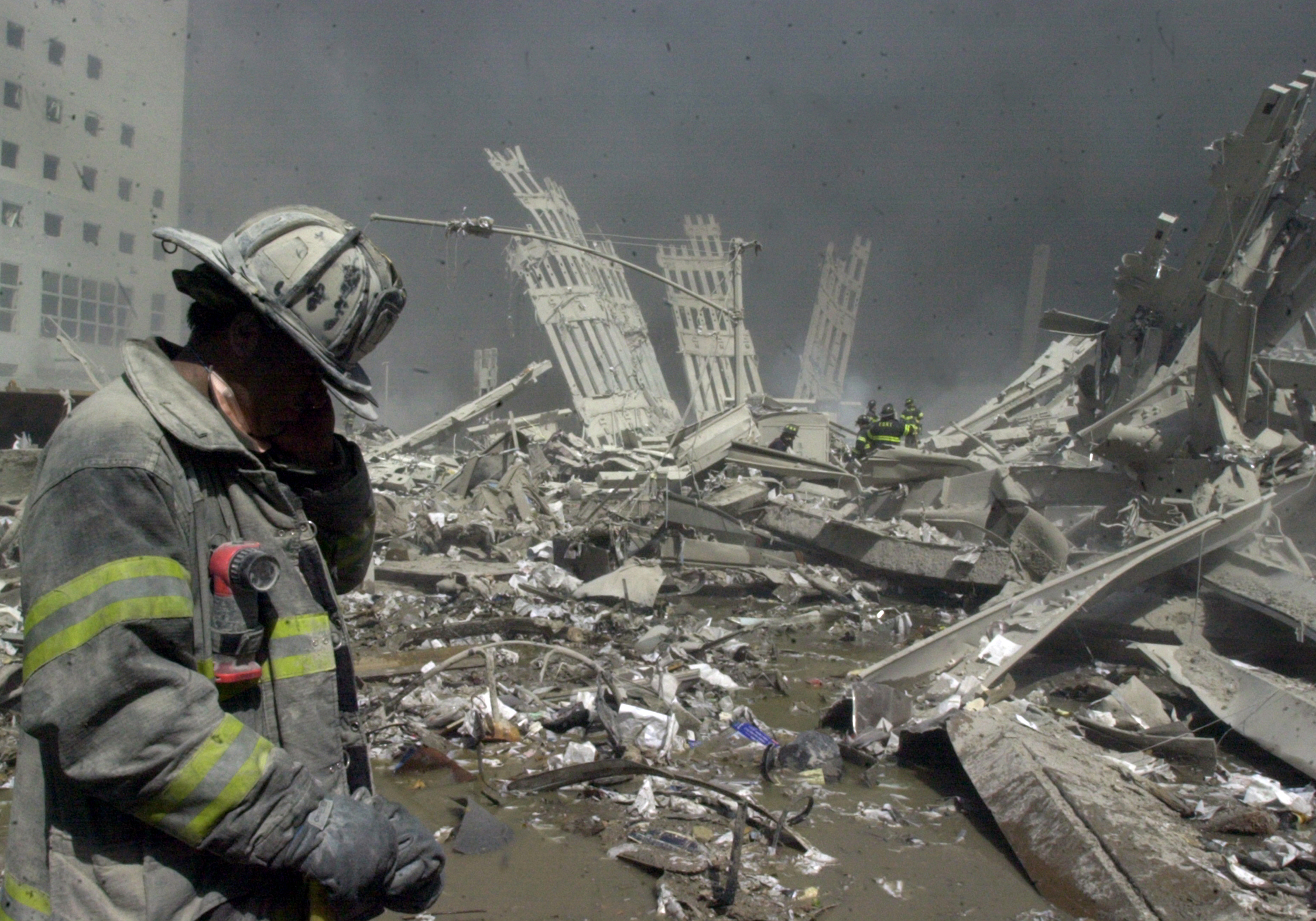 Photos A Portrait Of The 9 11 Rescue Workers