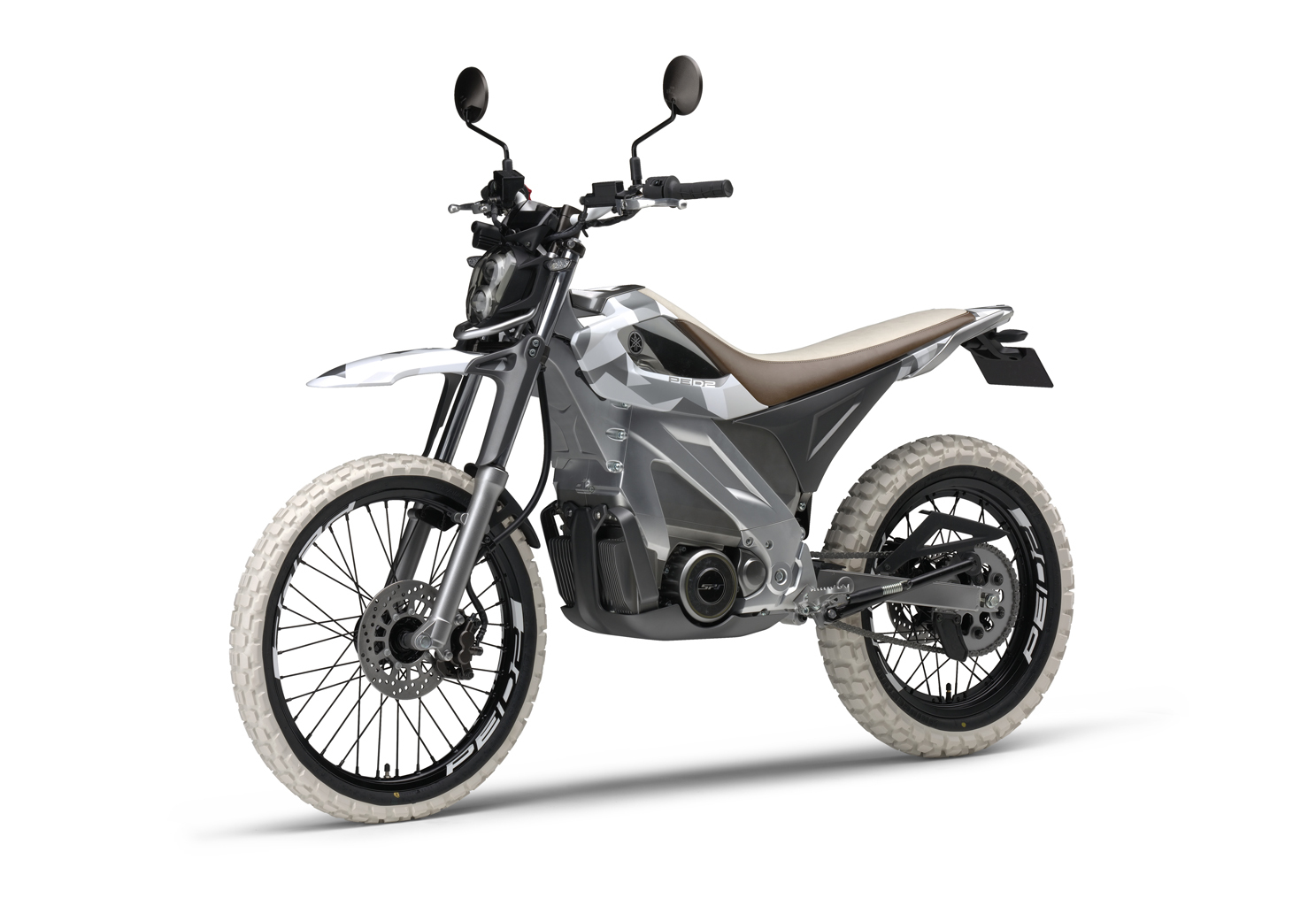 Yamaha Pes2 Ped2 Electric Motorcycles Previewed