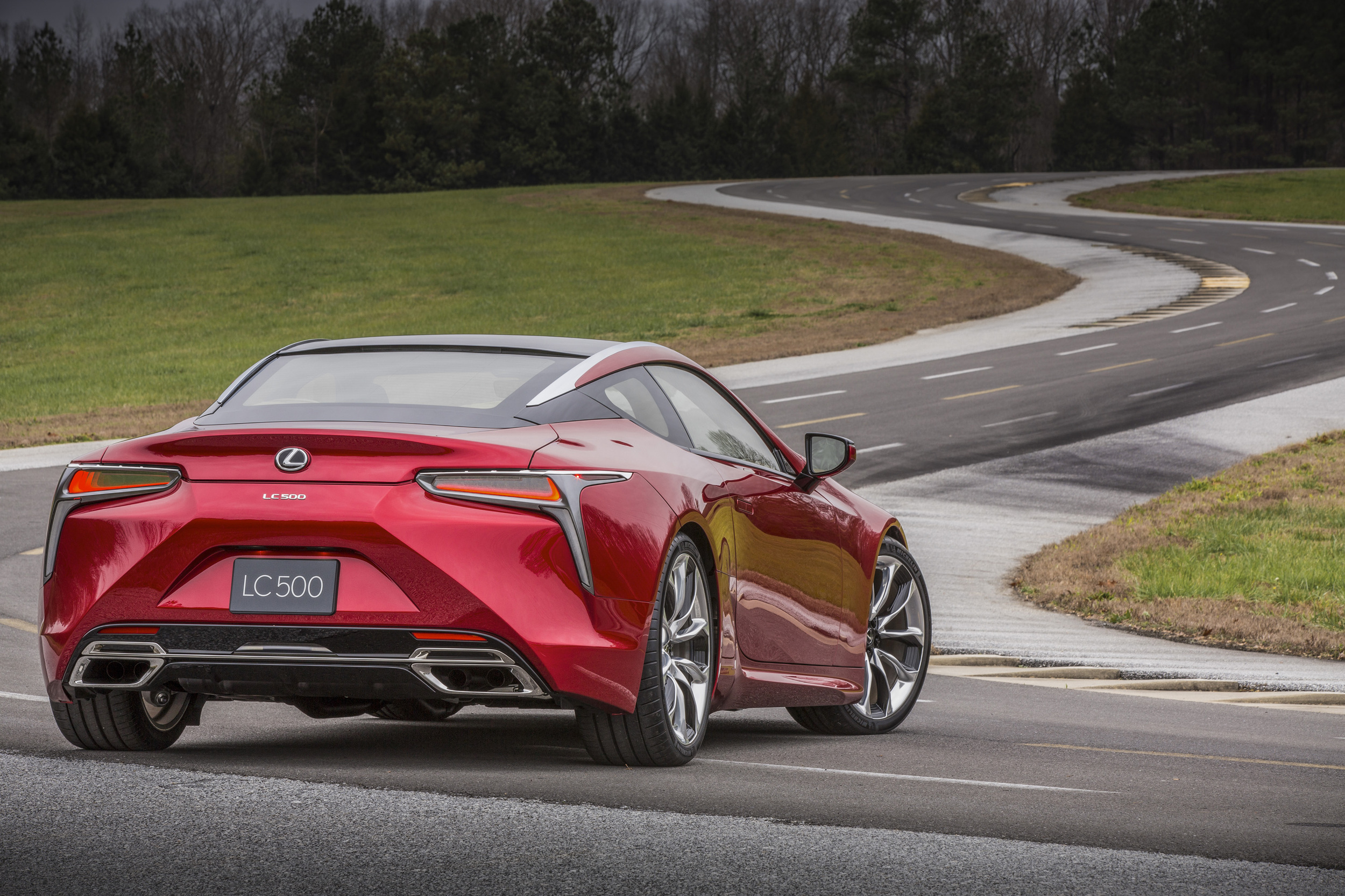 VWVortex Lexus Brings the LC LF to Production as the 2017 LC 500