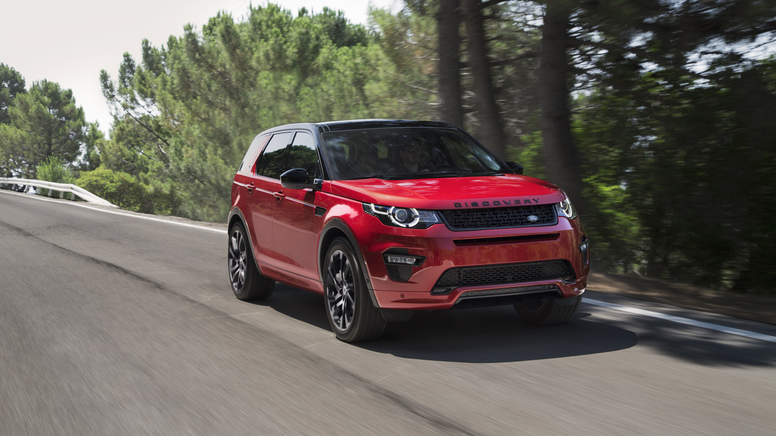 2017 Land Rover Discovery Sport Gallery Autoblog