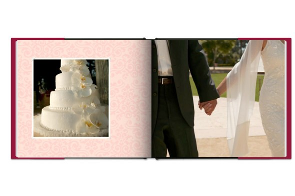 Create Wedding Albums