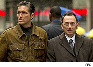 Jimm Caviezel & Michael Emerson, 'Person of Interest'
