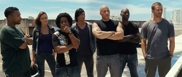 Fast 5 cast