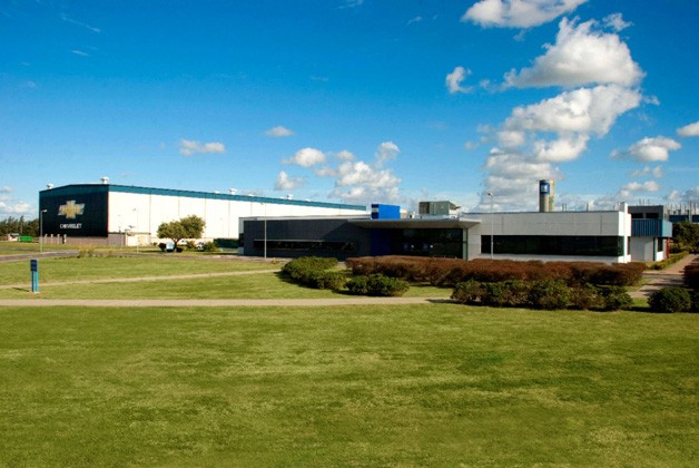 GM Rosario Automotive Complex