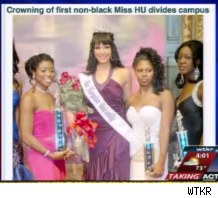 Non-Black Homecoming Queen