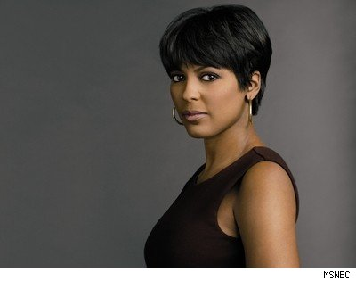 MSNBC Tamron Hall uses sister's murder to speak out against domestic Violence