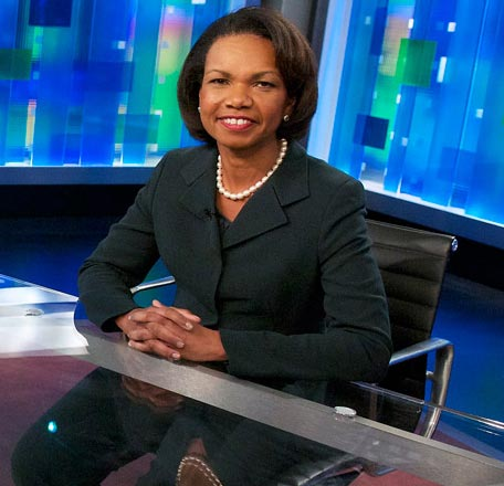 Piers Morgan Interviews Condoleezza Rice