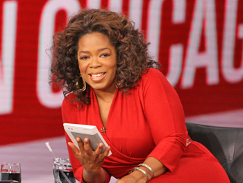 The Kindle : Oprah's favorite 2008 Gadget | ForeverGeek