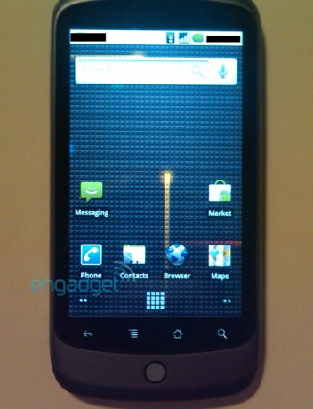 NEXUS ONE photo