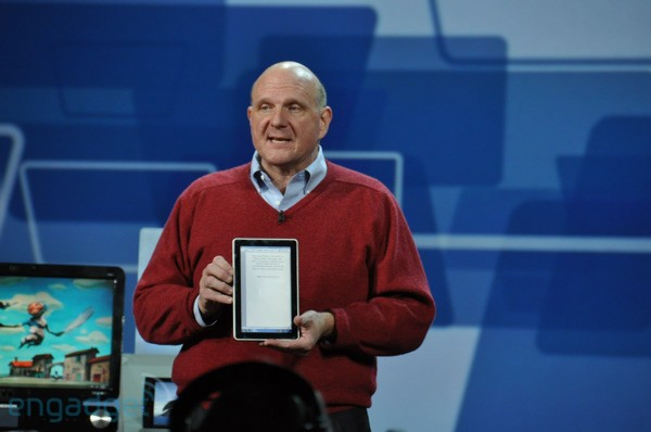 Will Microsoft show its own Windows 8 tablet on Monday?