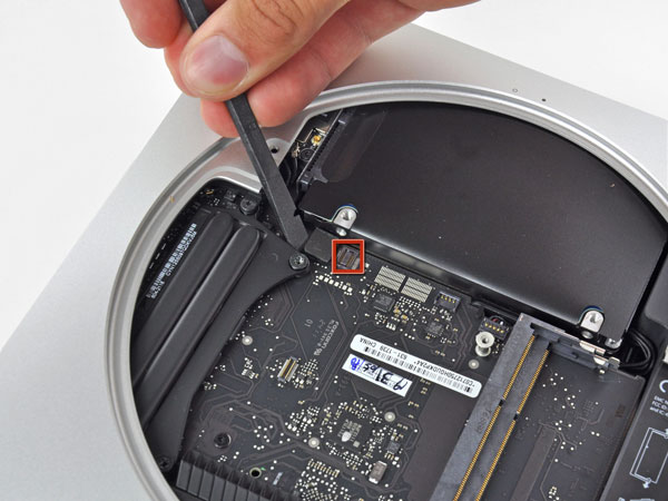 New Mac Mini has no SuperDrive, but room for a second HDD