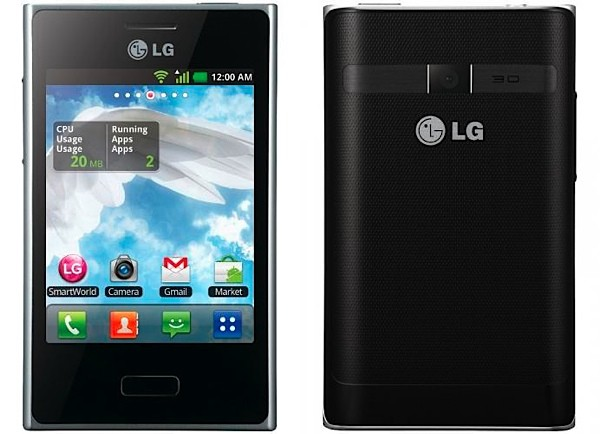LG Optimus L3 appears in Sweden, packs entry-level style