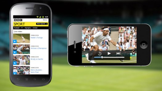 BBC rolls out streaming sports coverage to 3G networks