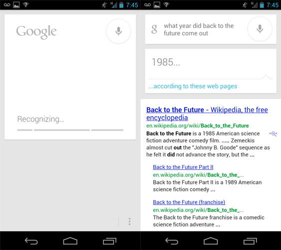 Android 41 Jelly Bean review a look at what's changed in Google's mobile OS