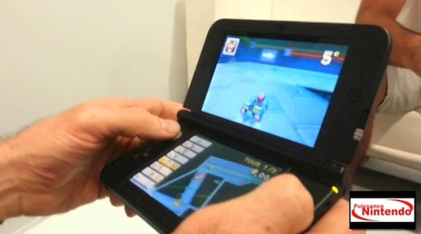 Nintendo 3DS XL caught on video, gets groped abroad