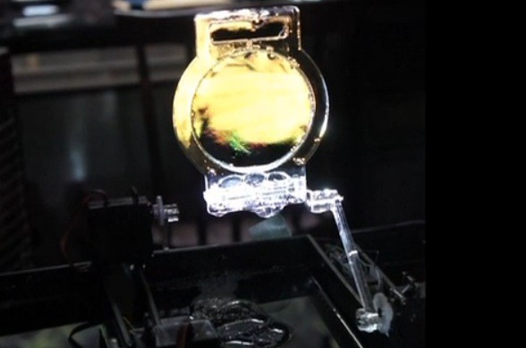 University of Tokyo builds a soap bubble 3D screen, guarantees your display stays squeaky clean video