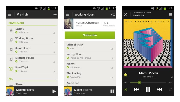 Spotify Android update finally hits Google Play, brings Lastfm scrobbling with it