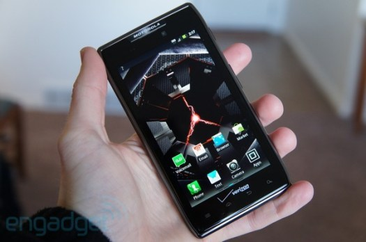 How would you change the Droid RAZR Maxx