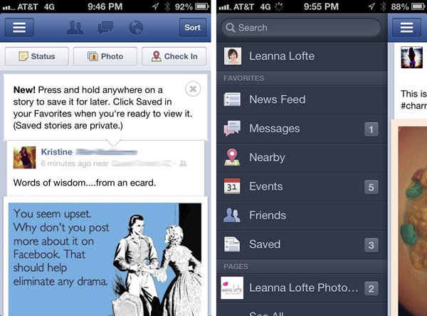Facebook working on 'save-for-later' feature, lets you like things privately
