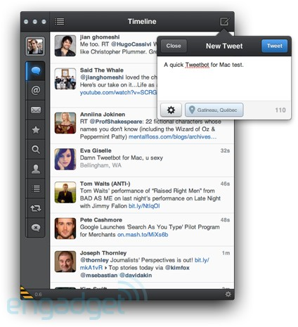 Tweetbot for Mac arrives as free alpha, we give a quick handson