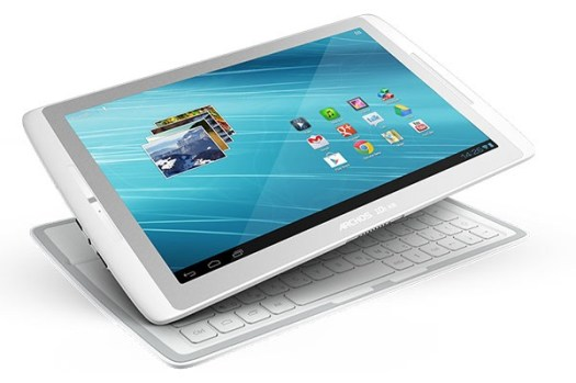 DNP EMBARGO  Archos announces 101 XS tablet with keyboard dock and other accessories