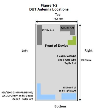 LG E970 Eclipse for AT&T cruises through FCC approval