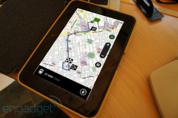 Nokia cops to powering Amazon's mapping service