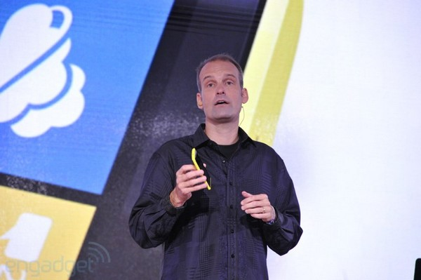 Nokia's Kevin Shields talks PureView, floating sensors and the 'missile' that is the Lumia 920