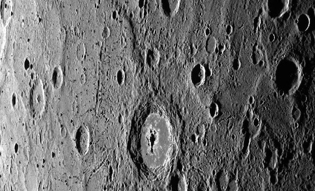 NASA finds new evidence for ice in Mercury's polar craters
