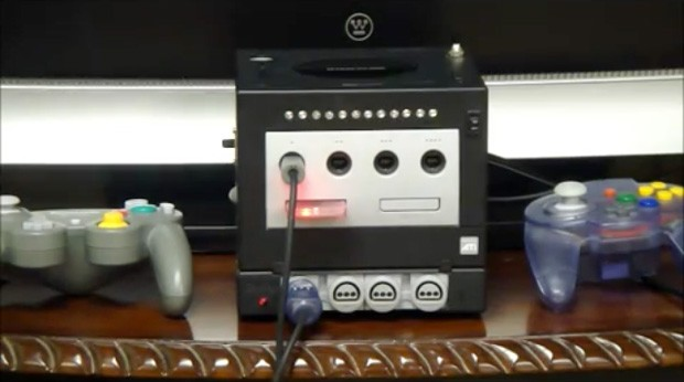 Hailrazer stuffs a Nintendo 64 into a GameCube GameBoy Player, creates a nostalgia singularity  video