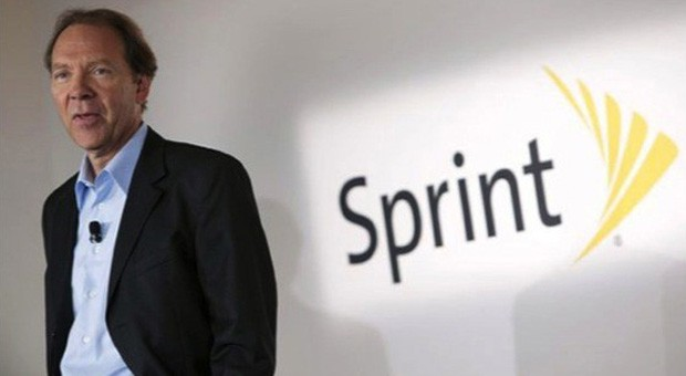 Sprint CEO eyes more spectrum deals after Clearwire