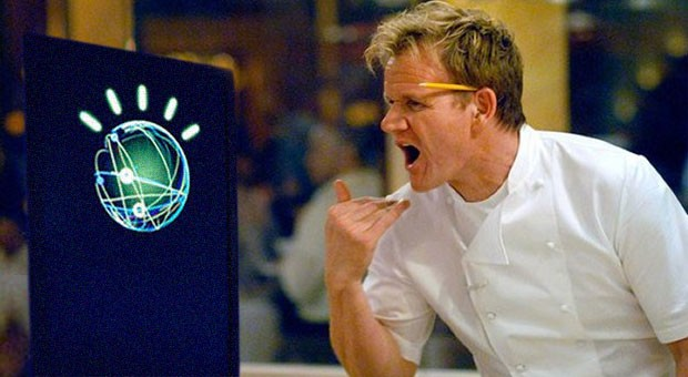 IBM Watson has a beef with you