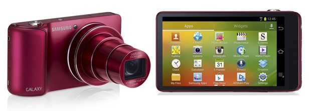 Samsung outs WiFi only Galaxy Camera